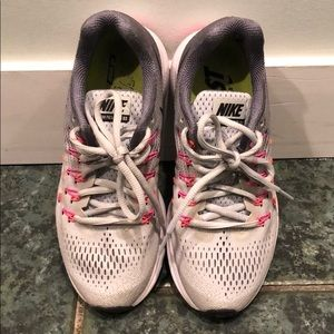 Nike running shoes, size 5.5